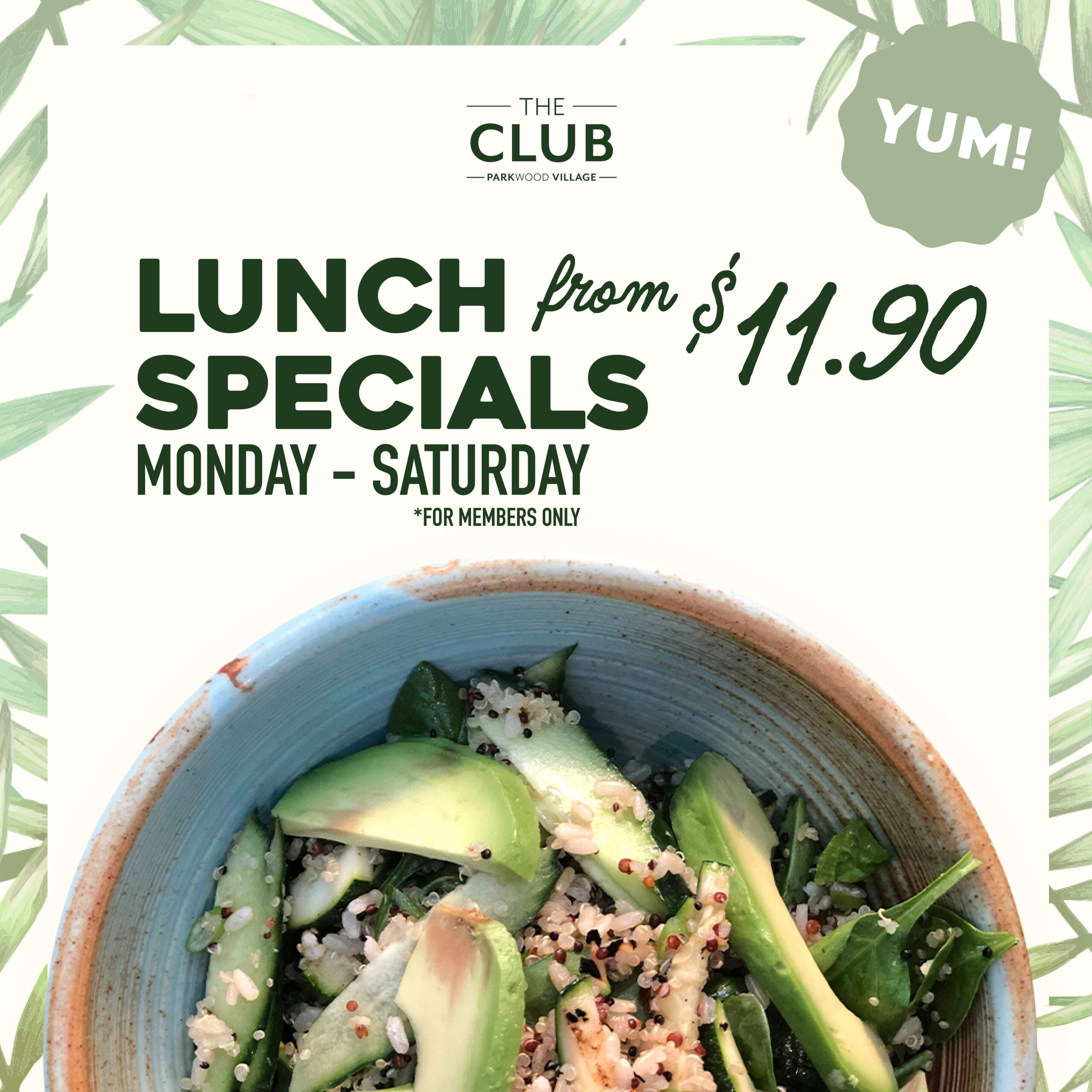 Weekly-Lunch Specials