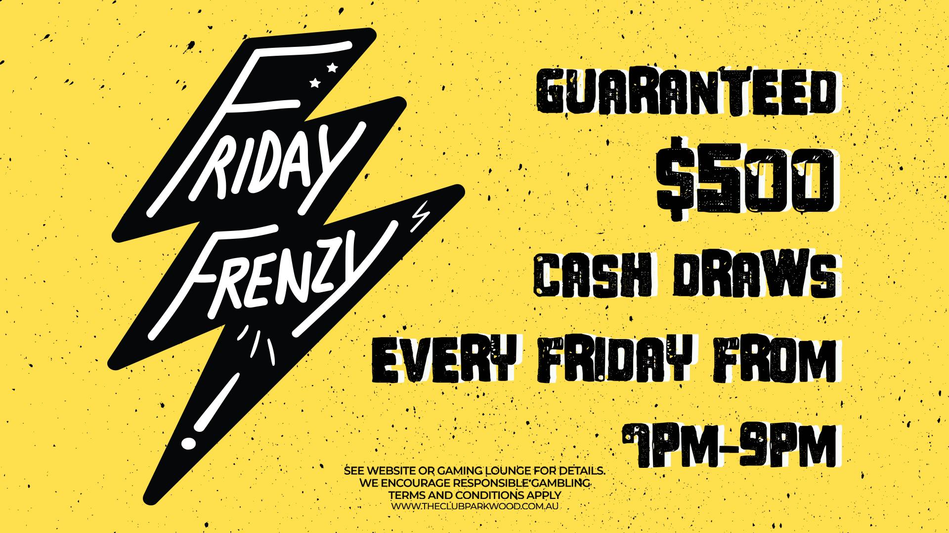Friday-Frenzy